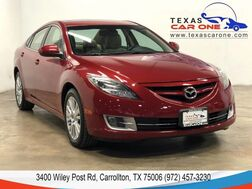 2009_Mazda_Mazda6_i GRAND TOURING BLIND SPOT ASSIST SUNROOF LEATHER HEATED SEATS K_ Carrollton TX