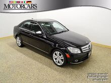 2009_Mercedes-Benz_C-Class_3.0L Luxury 4Matic_ Bedford OH