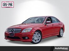 2009_Mercedes-Benz_C-Class_3.0L Sport_ Houston TX
