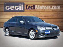 2009_Mercedes-Benz_C-Class_3.5L Sport_  TX