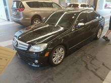 2009_Mercedes-Benz_C-Class_4dr Sdn 3.0L Luxury RWD_ Cary NC