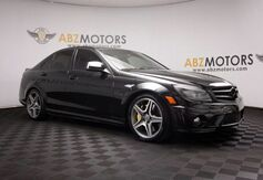 2009_Mercedes-Benz_C-Class_6.3L AMG Premium 2 Pkg,Heated Seats,Nav,HK Sound_ Houston TX