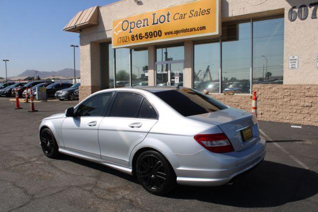 2009 Mercedes-Benz C-Class C300 Luxury Sedan Las Vegas NV