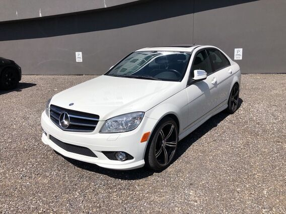 2009_Mercedes-Benz_C300 - ONE OWNER - RARE MANUAL TRANSMISSON!_3.0L_ Calgary AB