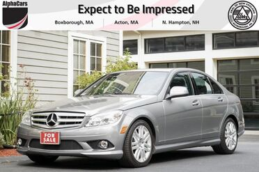 2009_Mercedes-Benz_C300_4Matic_ Boxborough MA