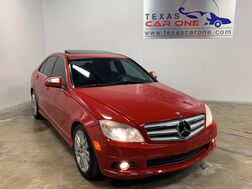 2009_Mercedes-Benz_C300_SPORT PACKAGE SUNROOF LEATHER SEATS BLUETOOTH DUAL CLIMATE CONTR_ Addison TX