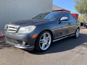 2009_Mercedes-Benz_C300_Sport Sedan_ Scottsdale AZ