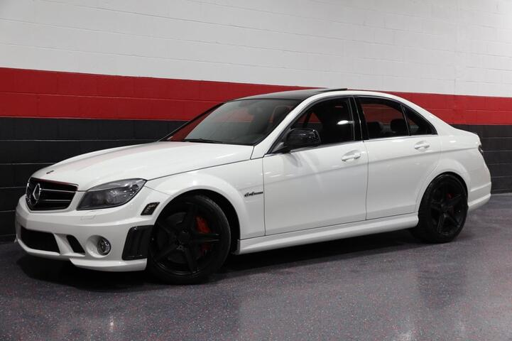 2009 Mercedes-Benz C63 AMG 4dr Sedan Chicago IL