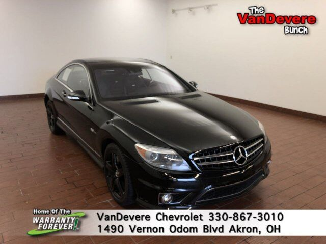 2009 Mercedes-Benz CL-Class 6.3L V8 AMG Akron OH