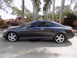 2009_Mercedes-Benz_CL-Class_CL 550_ Hollywood FL