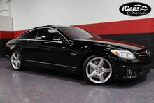 2009 Mercedes-Benz CL63 AMG 2dr Coupe