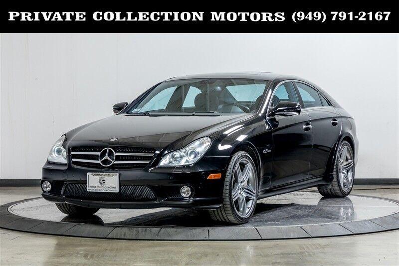 2009_Mercedes-Benz_CLS-Class_6.3L AMG_ Costa Mesa CA