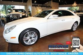 2009_Mercedes-Benz_CLS-Class_CLS 550 Coupe 4D_ Scottsdale AZ