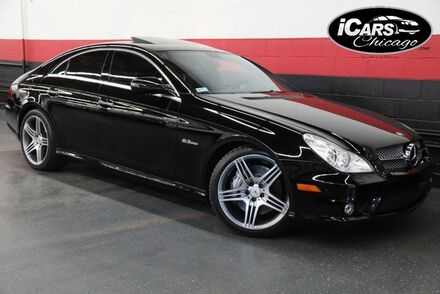 2009_Mercedes-Benz_CLS63 AMG_4dr Sedan_ Chicago IL