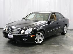2009_Mercedes-Benz_E-Class_3.0L V6 Turbocharged BlueTEC Diesel Engine / RWD / sunroof / Heated Leather Seats / Navigation / Harman Kardon Sound System_ Addison IL