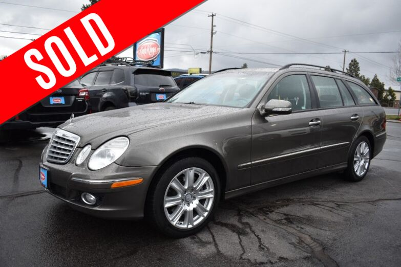 2009 Mercedes-Benz E-Class 4MATIC Wagon E350 Bend OR
