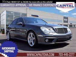 2009_Mercedes-Benz_E-Class_E 63 AMG®_ Chantilly VA