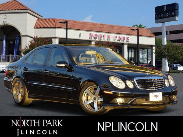 2009 Mercedes-Benz E-Class Luxury 3.5L San Antonio TX
