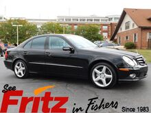 2009_Mercedes-Benz_E-Class_Sport 3.5L_ Fishers IN