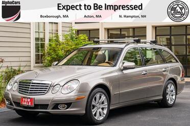 2009_Mercedes-Benz_E350_4Matic Wagon_ Boxborough MA