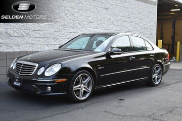 2009_Mercedes-Benz_E63 AMG_6.3L AMG_ Willow Grove PA