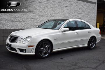 2009_Mercedes-Benz_E63_AMG_ Willow Grove PA