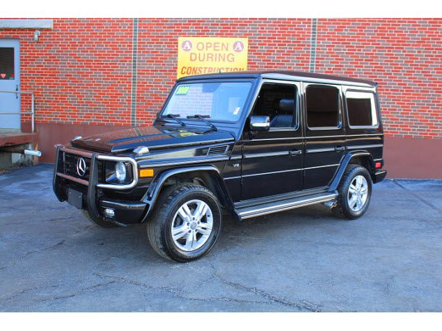 2009 Mercedes-Benz GL-Class G 550 Merriam KS