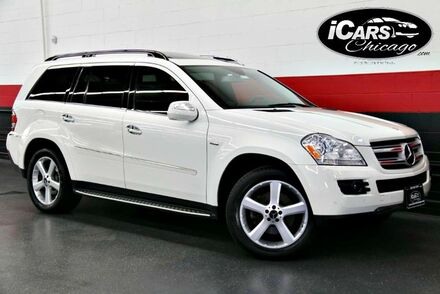 2009_Mercedes-Benz_GL320 BlueTEC_4dr Suv_ Chicago IL