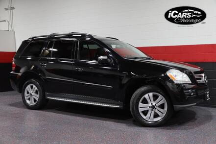 2009_Mercedes-Benz_GL450 4-Matic_4dr Suv_ Chicago IL