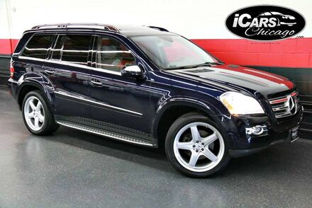 2009_Mercedes-Benz_GL550 4-Matic_AMG Sport 4dr SUV_ Chicago IL