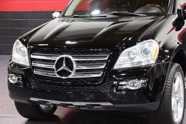 2009 Mercedes-Benz GL550 AMG Sport 4-Matic 4dr Suv Chicago IL