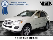1 Pre Owned Mercedes Benz M Class Pompano Beach Florida