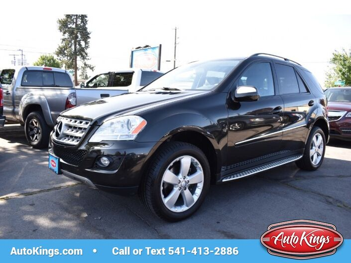 2009 Mercedes-Benz M-Class 4MATIC Bend OR