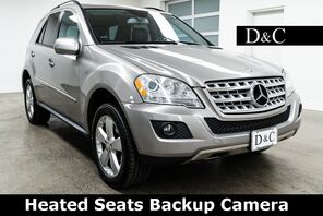 2009_Mercedes-Benz_M-Class_ML 350 4MATIC Heated Seats Backup Camera_ Portland OR