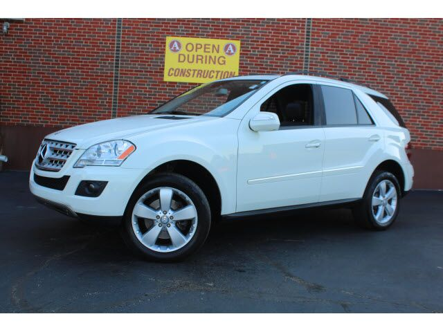 Nice 2009 Mercedes Benz M Class ML 350 4MATIC® Merriam KS