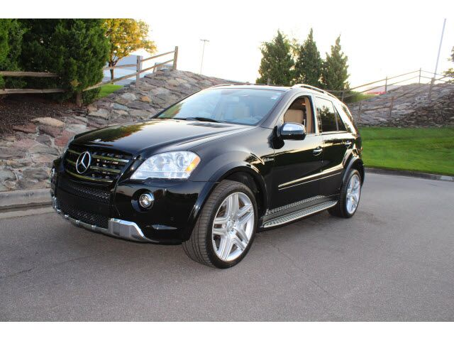 2009 Mercedes-Benz M-Class ML 63 AMG® Merriam KS