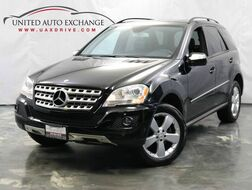 2009_Mercedes-Benz_M-Class_ML350 / 3.5L V6 Engine / AWD 4Matic / Sunroof / Navigation / Bluetooth / Rear View Camera_ Addison IL