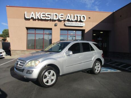 2009 Mercedes-Benz M-Class ML350 4MATIC Colorado Springs CO