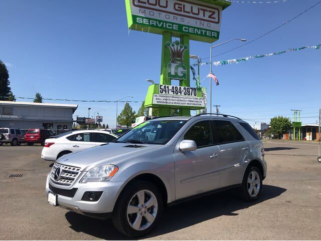 2009 Mercedes-Benz M-Class ML350 4MATIC Eugene OR