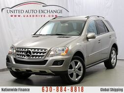 2009_Mercedes-Benz_M-Class_ML350 AWD_ Addison IL