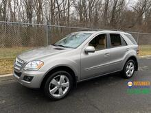 2009_Mercedes-Benz_ML 350_All Wheel Drive w/ Navigation_ Feasterville PA