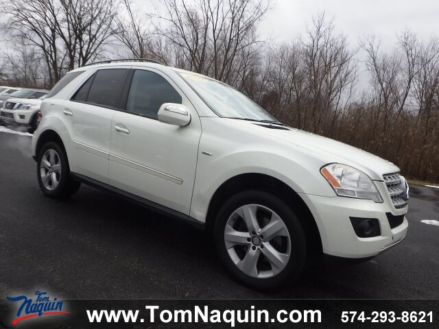2009 Mercedes-Benz ML320 4MATIC 4dr 3.0L BlueTEC AWD Elkhart IN