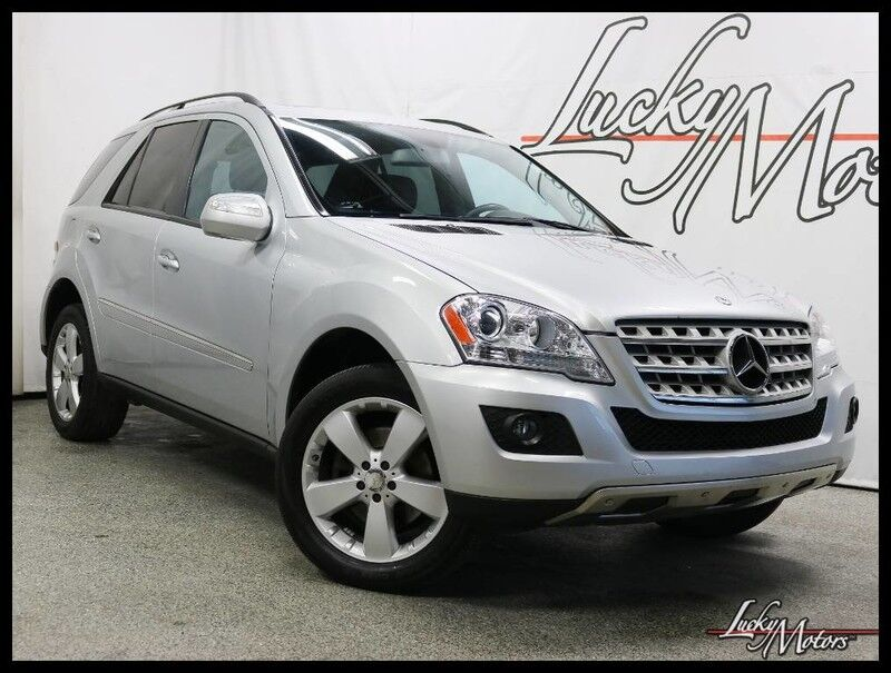 2009 Mercedes-Benz ML350 ML350 4Matic Villa Park IL