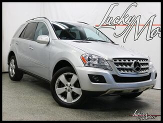 2009_Mercedes-Benz_ML350_ML350 4Matic_ Villa Park IL