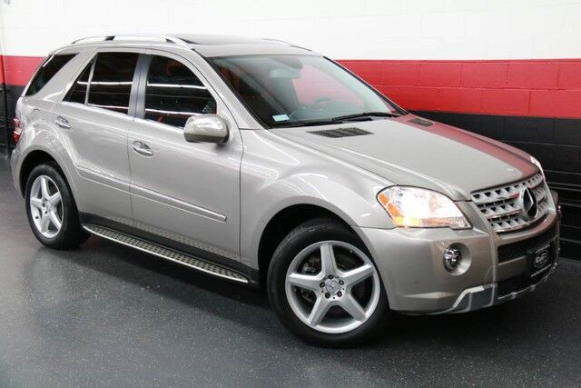 2009 Mercedes-Benz ML550 4-Matic AMG Sport 4dr Suv Skokie ...