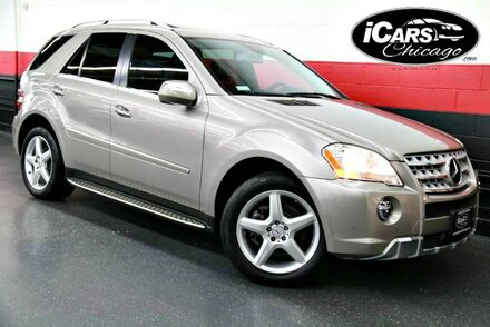 2009_Mercedes-Benz_ML550_4-Matic AMG Sport 4dr Suv_ Chicago IL