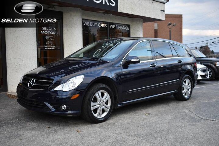2009_Mercedes-Benz_R350_4Matic_ Conshohocken PA