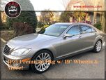 2009 Mercedes-Benz S 550 4MATIC w/ Premium Package