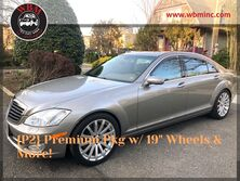 Mercedes-Benz S 550 4MATIC w/ Premium Package 2009