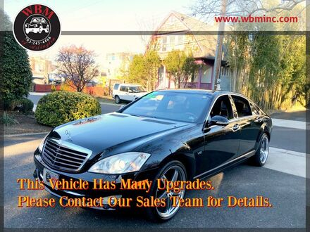 2009_Mercedes-Benz_S 600_Sedan_ Arlington VA